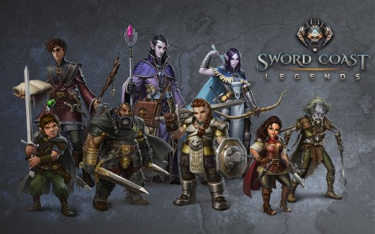 ERJ – Épisode 4 – Critique de Sword Coast Legends