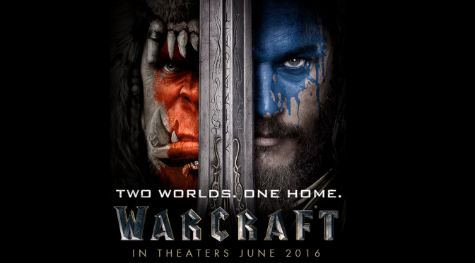Bande annonce du film Warcraft disponible le 6 novembre!