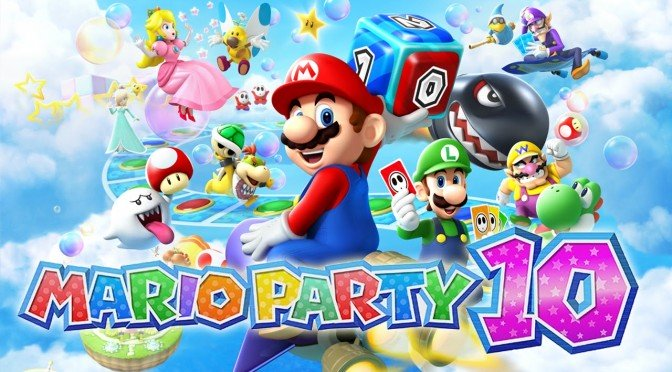 ERJ – Épisode 13 – Critique de Mario Party 10